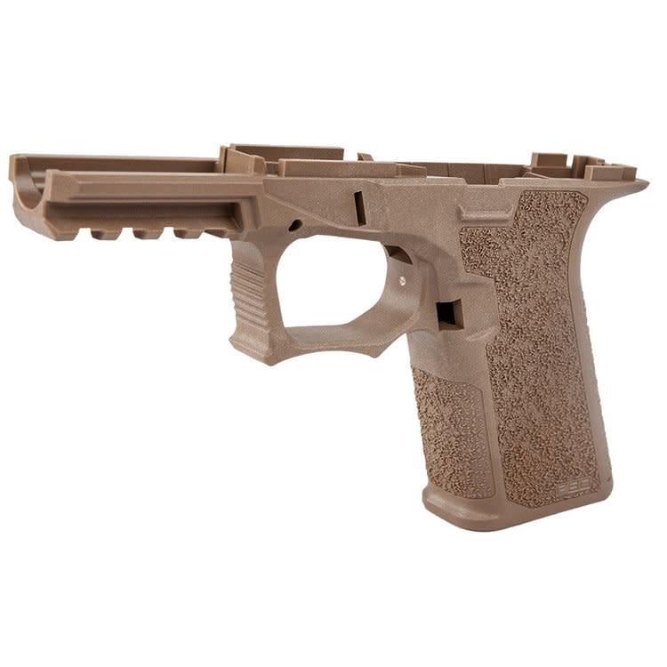 Polymer80 PF940C 80% Compact Polymer Pistol Frame Kit, FDE