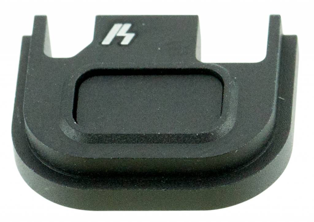 Strike Industries Strike SIGSPV1BK Glock V1 Slide Cover Plate Glock 17-39 Aluminum Black