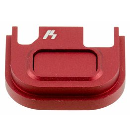 Strike Industries Strike SIGSPV1RED Glock V1 Slide Cover Plate Glock 17-39 Aluminum Red