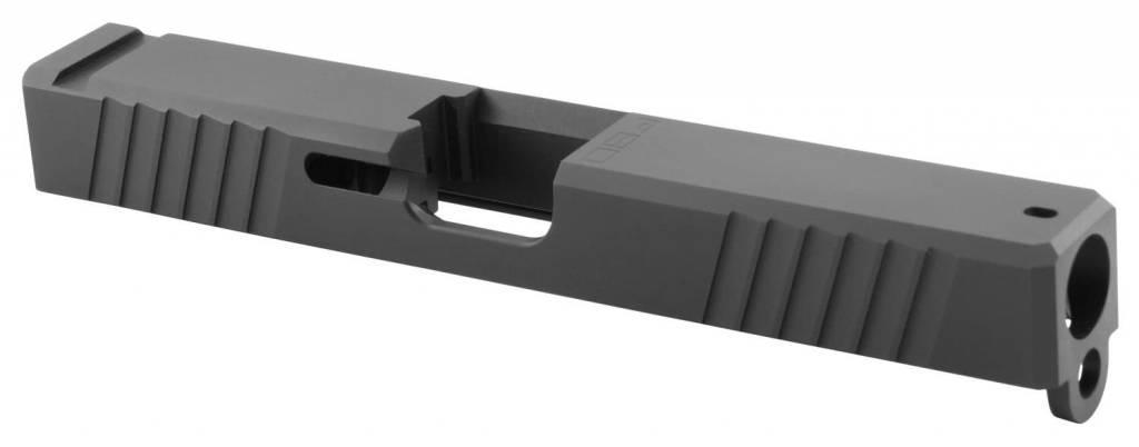 Polymer80 P80PS9V1DLCS G17 Gen3 Compatible Slide 17-4 Stainless Steel Black