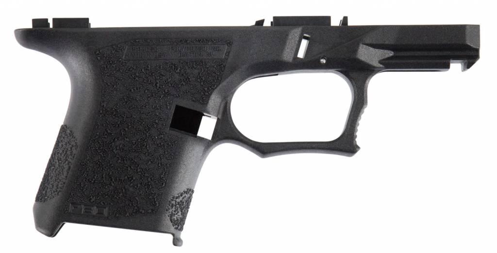 Polymer80 P80PF940SCBL G26/27 Gen3 Compatible Frame Kit Polymer Black