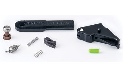 Apex Tactical Specialties, Shield Flat-Faced Action Enhancement Trigger andDuty Carry Kit, Black