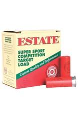 "Estate SS12H1 Super Sport Target 12 ga 2.75"" 1 oz 7.5 Shot 25Box/10Case"