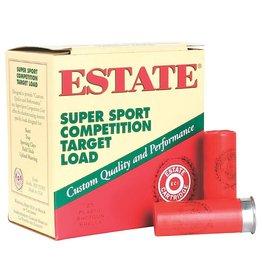 "Estate SS12H1 Super Sport Target 12 ga 2.75"" 1 oz 8 Shot 25Box/10Case"
