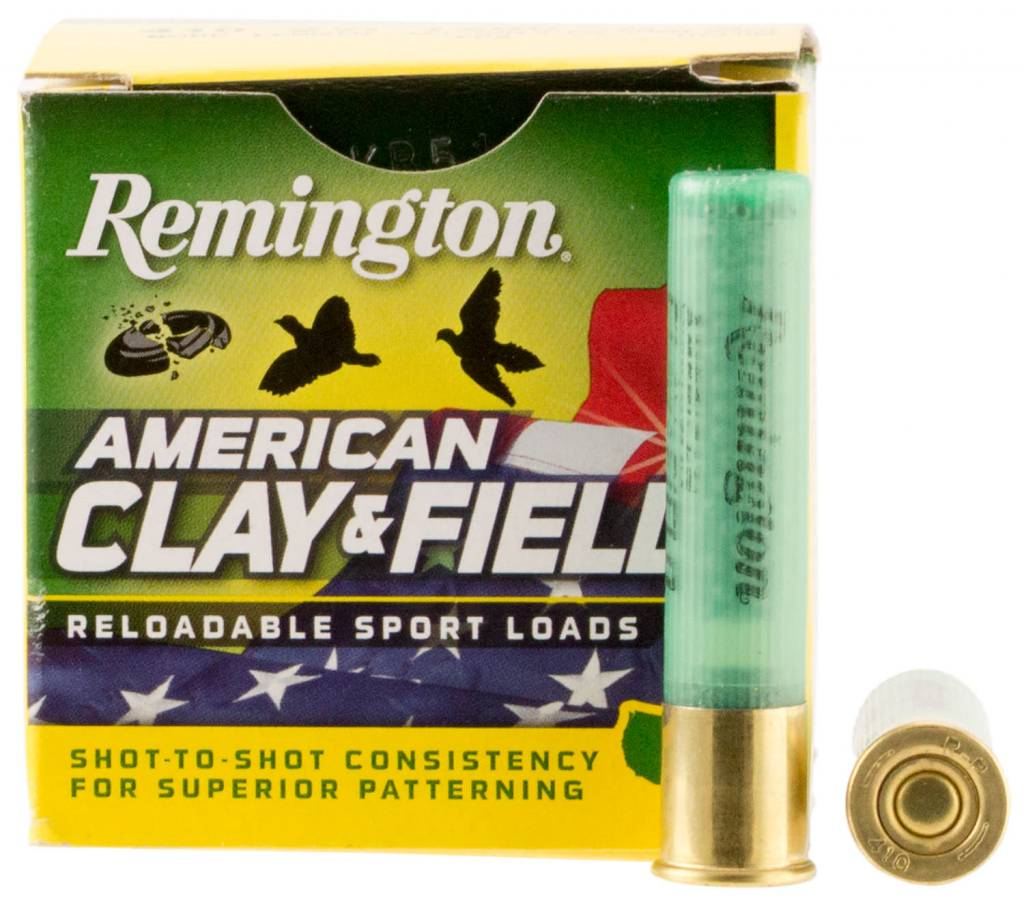 "Remington Ammunition HT4109 American Clay and Field Sport Loads 410 Gauge 2.5"" 1/2 oz 9 Shot 25 Bx/ 10"