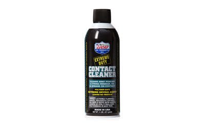 Lucas Oil Lucas Oil Products, Inc., Extreme Duty, Liquid, 11oz, Contact Cleaner, Aerosol Can