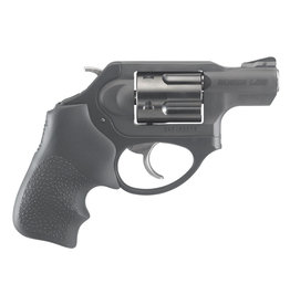 "Ruger 5460 LCR LCRx Single/Double 357 Magnum 1.875"" 5 rd Black Hogue Tamer Monogrip Grip Black"