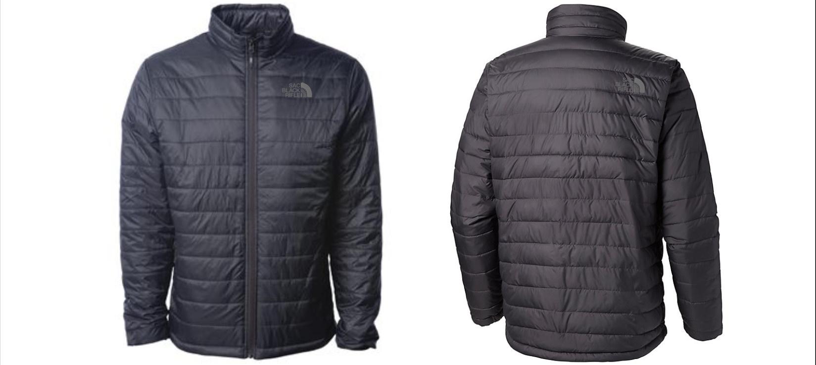 SBR Puffy Jacket Mag Logo XL