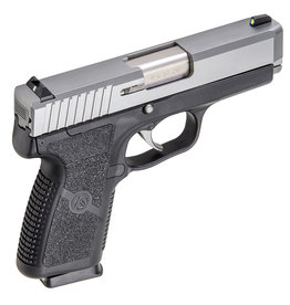 """Kahr Arms CW9093N CW9 Double 9mm 3.5"""" 7+1 Black Polymer Grip/Frame Stainless"""