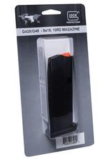 Glock Glock 47818 G43X/48 Magazine Glock GX43X/48 9mm 10 Round