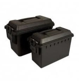 PLASTIC NESTED AMMO CAN, 30 CAL/50 CAL