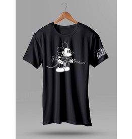 SBR Shirt Mickey, Black, S