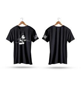 SBR Shirt Mickey, Black, XXL