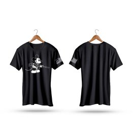 SBR Shirt Mickey, Black, M