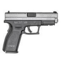 Springfield Springfield Armory XD-40 Bi-Tone XD9302 Essentials Package, .40 S&W, Semi-Auto Pistol, 4″ Barrel