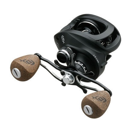 13 Fishing, Concept A Low -Profile 6.6:1 Gear Ratio Reel- RH