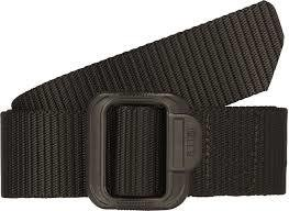 "5.11 TDU Belt - 1.5"" Plastic Buckle - Black - S"