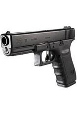 Glock Glock 21SF Short Frame Pistol, 45 ACP, 4.60 in, Fixed Sights
