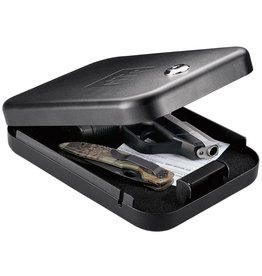 "Gunvault Nano Black Key Vault, 8.25"" x 6"" x 1.75"" (NV100)"