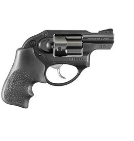 "Ruger LCR Revolver 5401, .38 Special, 1.875"" Barrel, Hogue Tamer Grip, Advanced Target Grey Finish, U-Notch Integral Rear Sight, Pinned Ramp Front Sight, 5rd"