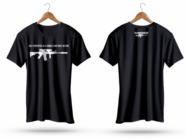 SBR Shirt, Single Shot, L