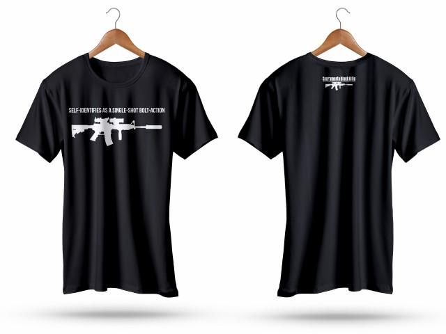 SBR Shirt, Single Shot, S