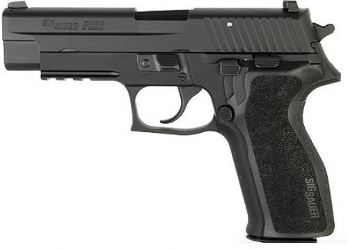 Sig Sauer Sig Sauer P226 226R9BSSCA, 9mm, 4.4 in, Polymer Grip, Black Finish, Night Sights