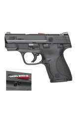"""Smith & Wesson Smith & Wesson M&P 9 Shield Pistol 187021, 9 MM, 3.1"""", Polymer Grip, Black Finish, 7 Rd & 8 Rd, CA Legal"""