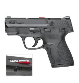 "Smith & Wesson Smith & Wesson M&P 9 Shield Pistol 187021, 9 MM, 3.1"", Polymer Grip, Black Finish, 7 Rd & 8 Rd, CA Legal"
