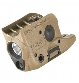 Streamlight, TLR-6 - GLOCK 42/43 FDE