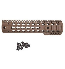 "Troy SDMR Rail, 10"" - FDE, No Sight, FDE"