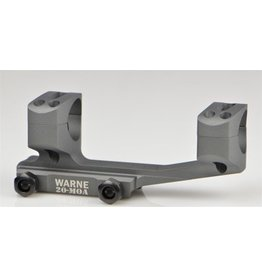 Warne LRSKEL30TW, 30mm/20MOA Team Warne X-Skel Mount, Gray