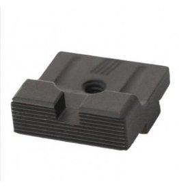 Zev Tech. Glock Rear Sight, Black Finish