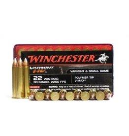 Winchester 22WMR. 30 GR. VARMINT HV V-Max 50