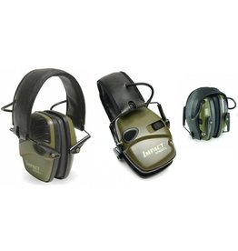Howard Leight Shooting Sports Earmuffs R-01526, Electronic, Impact Sport