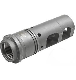 SureFire SFMB-762-5/8-24, Muzzle Brake / Suppressor Adapter for AR10/LR308, 5/8x28 Muzzle Threads