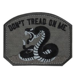 Don't Tread On Me Patch - Black