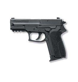 """Sig Sauer Sig Sauer 2022 Pistol SP2022-9-B, 9MM, 3.8"""", Black Frame, Black Slide, Contrast sights, 10Rd"""