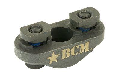 Bravo Company BCM, MLOK Rail QD Sling Mount, Black, Quick Detach, MLOK Compatible