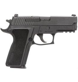 Sig Sauer Sig P229 Enhanced Elite (CA Approved) Pistol 229R9ESECA, 9mm, 3.9 in, Reduced Reach Ergo Grip, Black Finish, Night Sights, 10 Rd