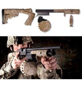 "Adaptive Tactical Mossberg 500 Sidewinder Venom Conversion Kit, Digital Camo, 12 ga, 2 3/4"", 10rd"