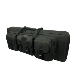 "DDT DDT 36"" Double Rifle Case - Black"