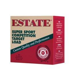 """Estate Buckshot I127N 00, 12 Gauge, 2-3/4"""", 1325 fps, 00 Buck Shot, 25 Rd"""