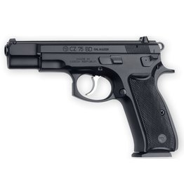 "CZ 75BD Semi-Auto Pistol 01130, 9MM, 4.7"", Black Frame, Black Slide, w/Decocker, 10 Rd"