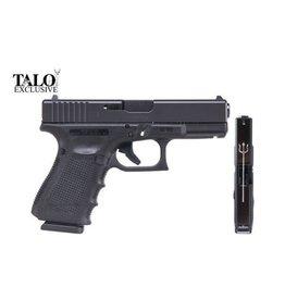 Glock Glock 19 Gen4 NSF 9mm Pistol 15RD Talos Edition