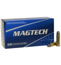 Magtech Target 38 Special 38A, Lead Round Nose, 158 GR, 754fps, 50 Rd/bx