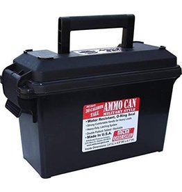 MTM AC30T-40, 30 Cal Ammo Can, Black