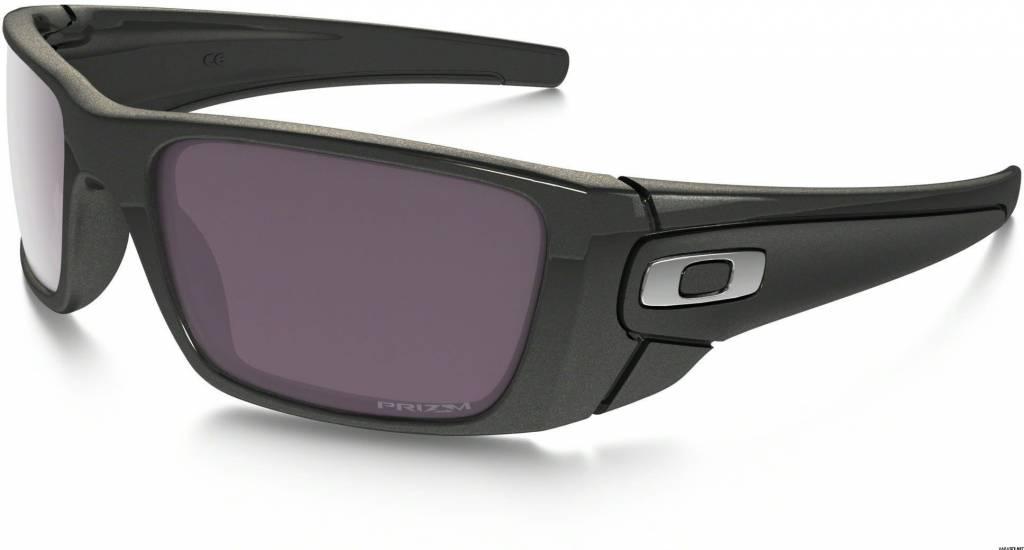 Oakley Fuel Cell - Granite W/ Prizm Daily Polarized Lens