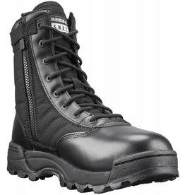 """Original S.W.A.T. Foot Wear Classic 9"""" Side Zip - Black - 10.5"""