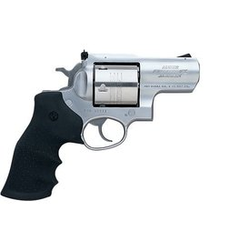 Ruger Super Redhawk KSRH2454 Alaskan Revolver 5301, 454 Casull, 2 1/2 in, Hogue Tamer Monogrip, Satin Stainless Finish, 6 Rd
